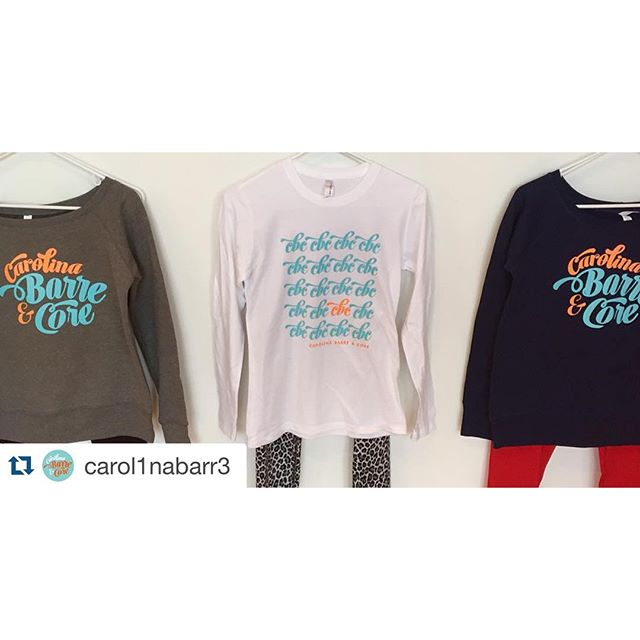 Looking sharp @carol1nabarr3 !! LOVE LOVE LOVE the logos and branding initiative @pink_toast_ink!@macleanh Repost @carol1nabarr3・・・@sfdunstan @dunstangroup thanks for the awesome new tees and sweatshirts!  @pink_toast_ink @carriecbarker thank you for the AMAZING logos!!! #community #charlotte
