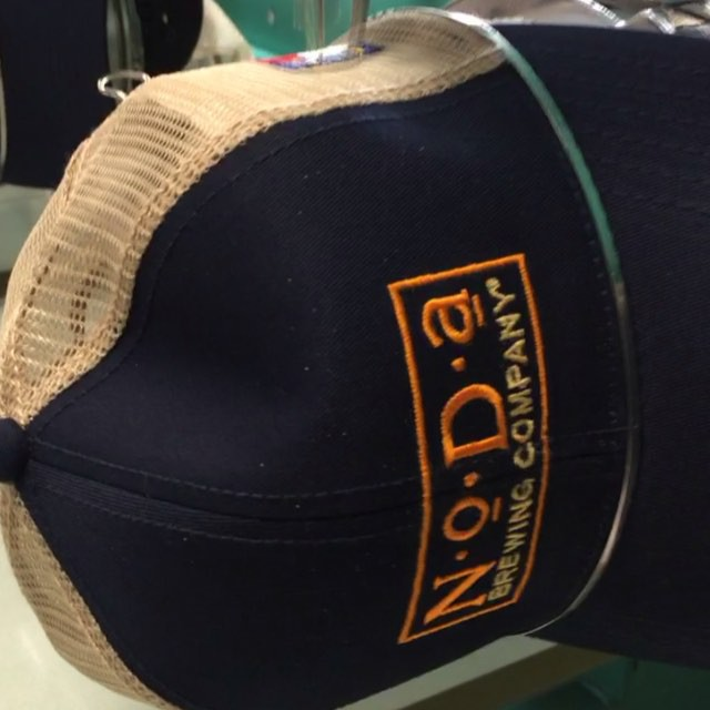Loving these caps for our local #craftbrew peeps!  #dunstangroup #embroidery #charlottenc #nc #nccraftbrewers #charlottesgotalot