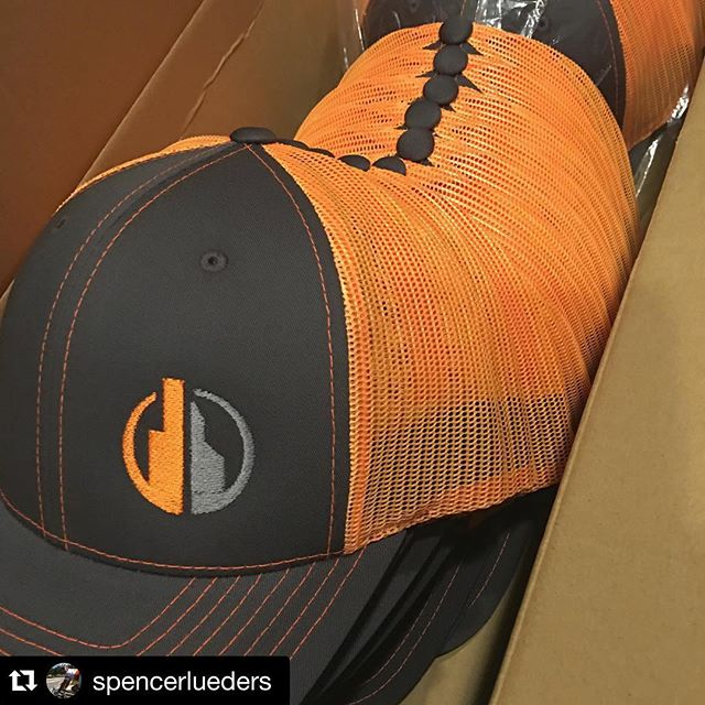 These turned out NICE!  How are you revving your brand?? #dunstangroup #stonebuildingservices #thanksfortheshoutout #Repost @spencerlueders ・・・New @stonebuildingservices caps are on point. Thank you @dunstangroup!