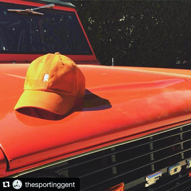 That hat, that bronco!  Check out our friends at @thesportinggent.  #dunstangroup #Repost @thesportinggent・・・Rolling in style | new headwear now in stock from @fishhippieco @johnnieobrand @trueflies @duckheadapparel and more | #thesportinggent #purveyorsofthelifestyle #bronco #classic #bowtiestodryflies