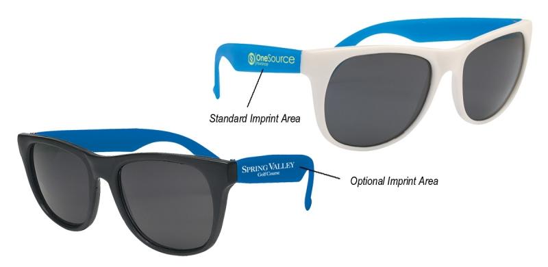 Rubberized Sunglasses 1