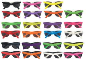 Rubberized Sunglasses 2