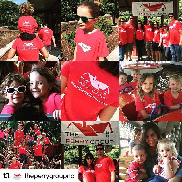Looking good @theperrygroupnc and thank you for the shout out!  Happy Friday! #Repost @theperrygroupnc ・・・Super fun day at #pullenpark with @theperrygroupnc and our amazing clients and friends! Hope everyone had a blast! Thanks for the awesome shirts  @dunstangroup ! #raleigh #durham #realestate #realtor #toptrianglerealestateteam #home