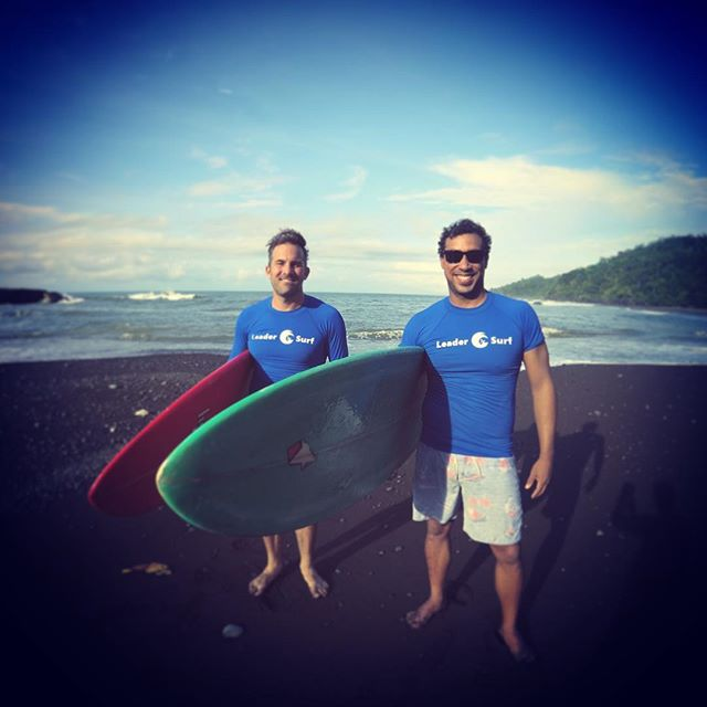"""Learn to be a leader of the Waves Of Change"" from our friends at @leadersurf #Leadership #Surfshirts #dunstangroup"