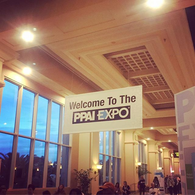 Our team is at our largest industry trade show this week so dm, email, call, text if you want us shopping for you!  Lots of new ideas, creativity and great new product coming your way in 2017.  #vegas #promomerch #tradeshowseason