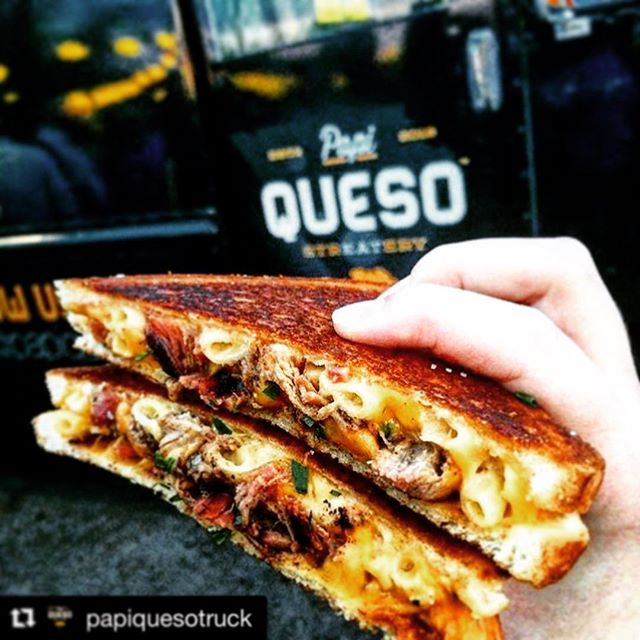 Happy National Grilled Cheese Day to the most delicious custom built mobile grilled cheese kitchen in Charlotte, NC @papiquesotruck Check them out today at @southparkeats 5970 fairview rd from 11am-2pm or @sycamorebrewing from 5PM-9PM.... #pigmac #grilledcheese #craft #cheese #sandwich #streeteats #foodporn #foodtruckclt #charlotte #nc #bobawardsclt #beer #pork #barbecue #pulledpork #bbq #macandcheese #clteats #cltbeer #foodtruckfriday #followthatcheesetruck 📸 @taste_of_clt