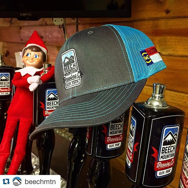 One of our favorite caps!  Just so happens to be Panther Blue!  #13-0 #beechmountainbrewery #dunstangroup#flyingoftheshelves #Repost @beechmtn・・・It's that time again! We will hold a daily giveaway leading up to #Christmas. Like our post and win! Who wants to win this hat?