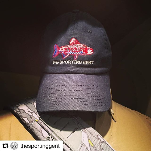 Great new USA made cap coming soon to @thesportinggent!  #thesportinggent #dunstangroup#Repost @thesportinggent ・・・Living the lifestyle, one new hat at a time | #comingsoon #thesportinggent #bowtiestodryflies #purveyorsofthelifestyle