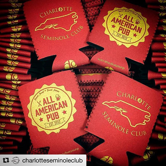 Awesome Koozies just in time for football season! Contact us to learn how we can help promote and grow your alumni groups brand! #Dunstangroup @charlotteseminoleclub・・・Charlotte Seminole Club Koozies are here!! Thanks so much to the @dunstangroup for making it happen! Yall Rock! #GoNoles #Koozies #love #Neoprene #Wetsuit