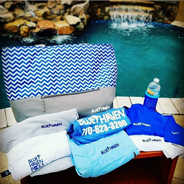 Need a Pool? Call our friends over at @blue_haven_pools_atlanta ! Need Gear? we got you at the @dunstangroup #Promo #Dunstangroup