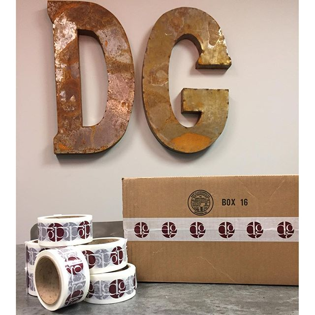 Custom Tape is an option.  Happy Friday!  #dunstangroup