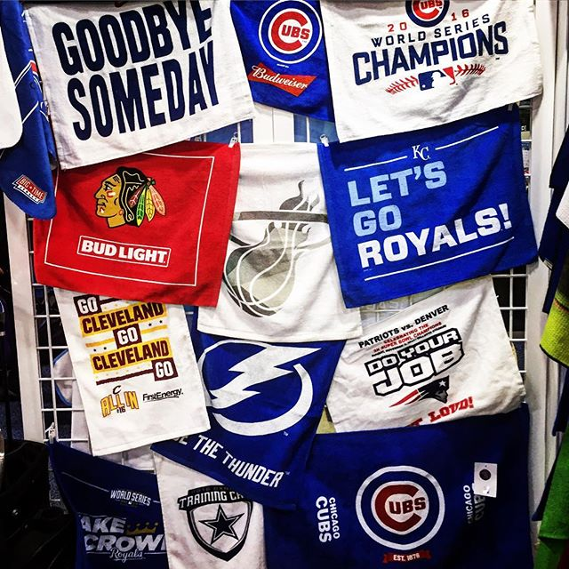 Title Towel USA ! Celebrate your achievements like the Pro's with custom rally towels from the @dunstangroup #customtowels #Dunstangroup