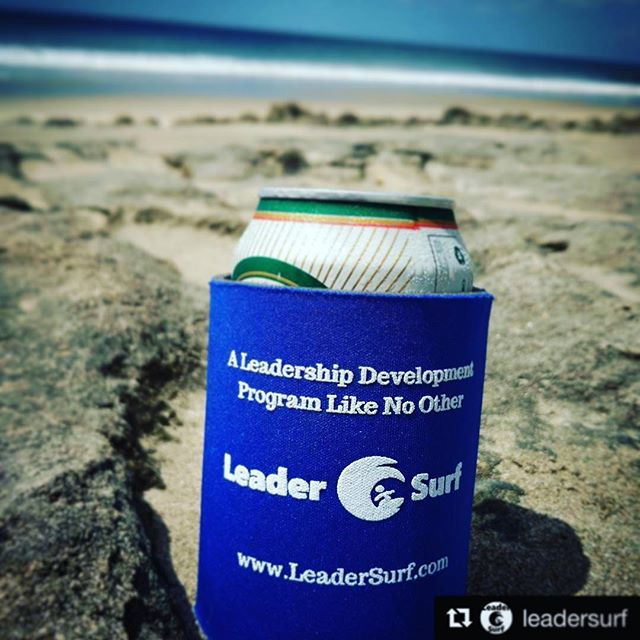 Our Koozies travel the world! #Dunstangroup #CustomEverything #leadersurf #Repost @leadersurf with @repostapp・・・A cold Toña on the beach makes for a great happy hour #beach #surfing #saltlife #leadership #beer #nicaragua @buenaondanica